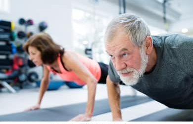 Trening for deg over 60